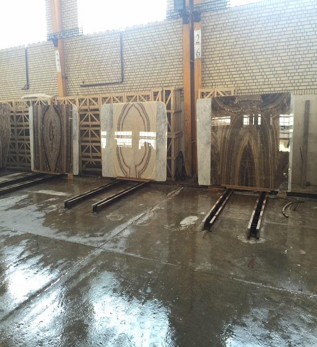 فروش انواع سنگ ساختمانی بوک مچ