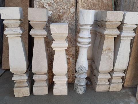 فروش انواع نرده سنگی